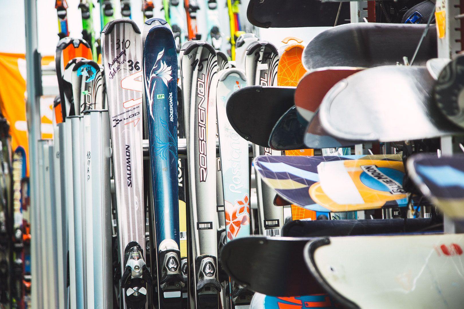 прокат лыж и коньков картинка макияжа стиле